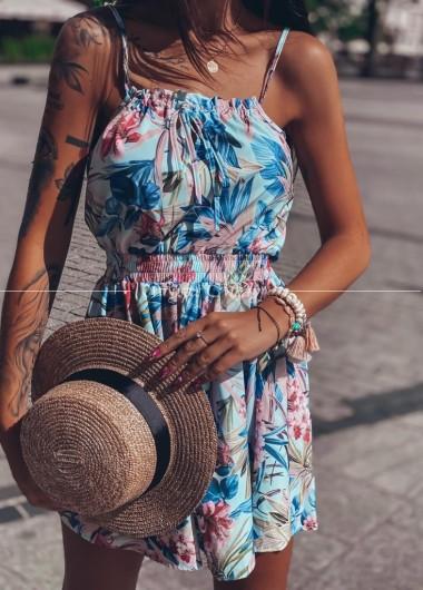 Sukienka Mediolan Blue