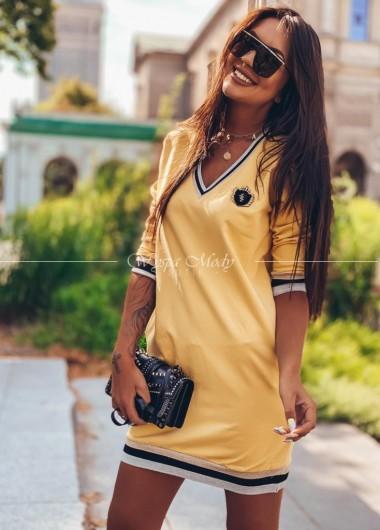 Sukienka Luise Yellow