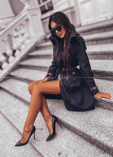 Płaszcz VINCI BLACK