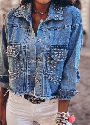 Katana jety Blue jeans
