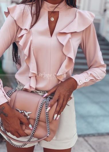 Koszula exlusive Pink