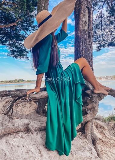 Sukienka Maxi Mila Green