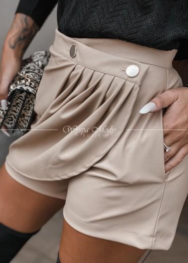Spodniczko spodenki beige/camel