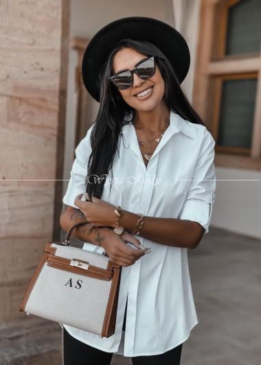 koszula Camilla white
