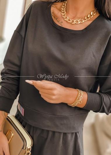 bluza lisa black
