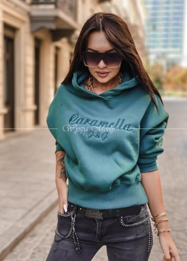 Bluza Caramella green