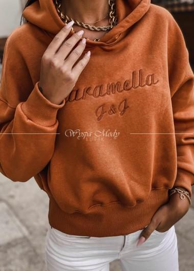 Bluza Caramella Camel