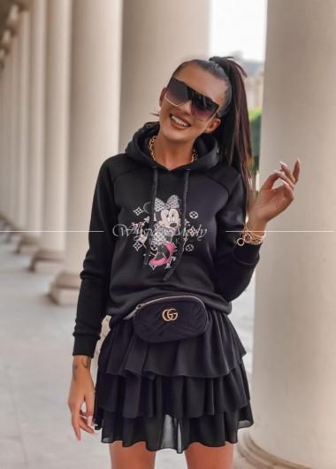 Bluza Minnie black