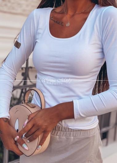 Bluzka Melissa white