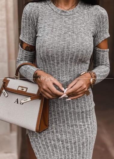 Sukienka lorenzo gris
