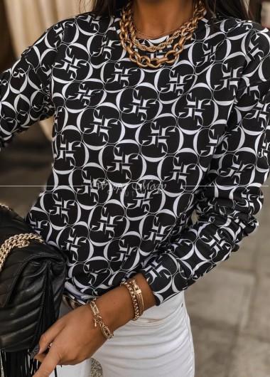 Bluza czarna gg