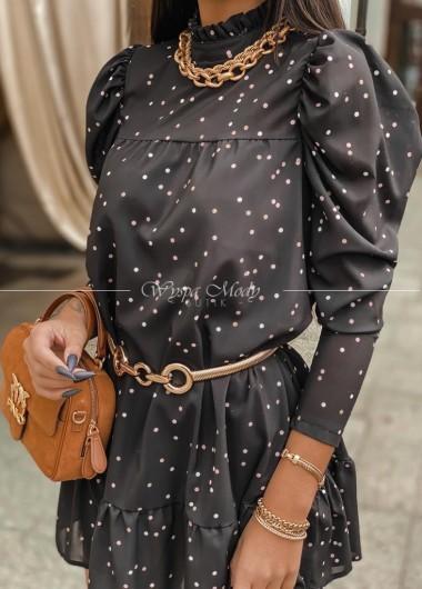 Sukienka La Mamuel black