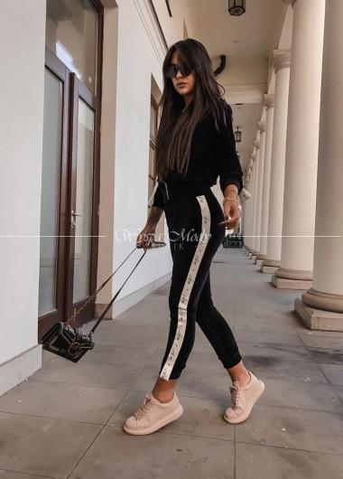Komplet dresowy Nina black