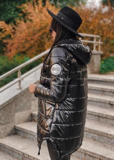 Plaszczyk jesienno-zimowy vivienne black