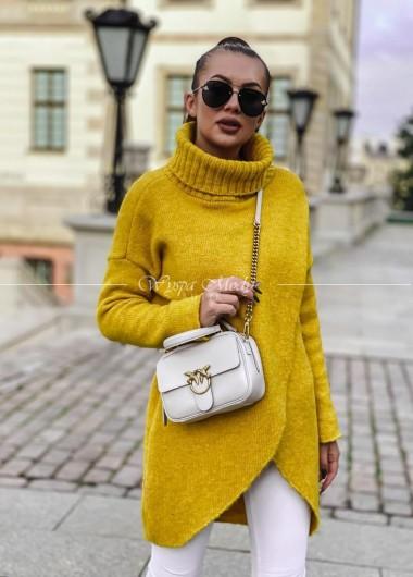 Sweterek Caterina Yellow