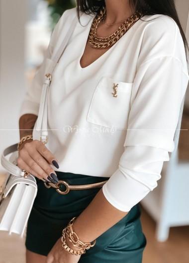 Bluzeczka Sophie White