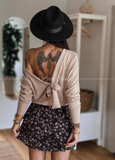 Sweterek Maeve Beige