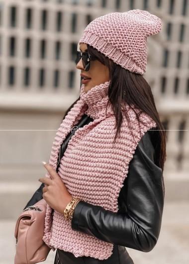komplet Caroline pink