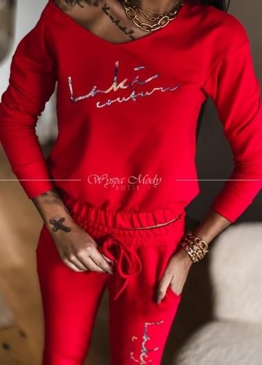 Bluza Tiffany Red