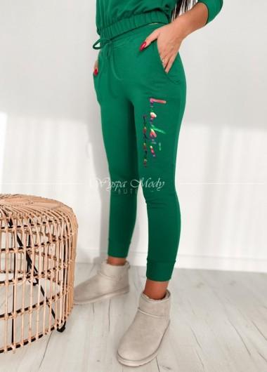 Spodnie LAKI GREEN
