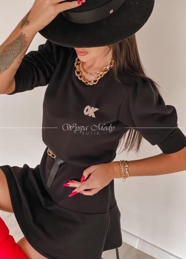 Sukienka ok black