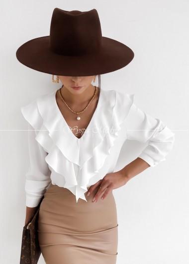 Koszula Blanka white
