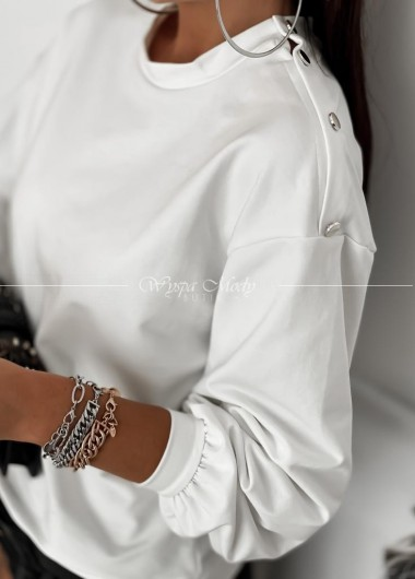 Bluza napy white