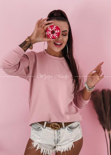 Bluza London pink