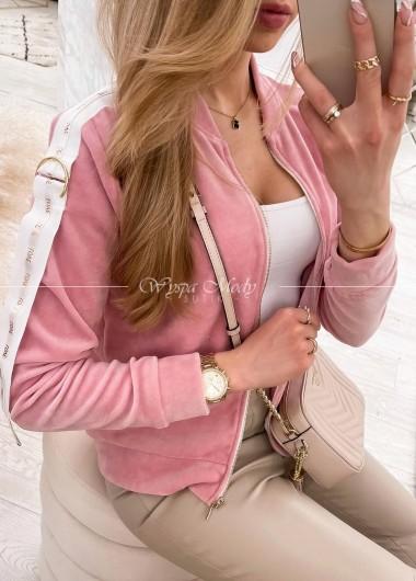 Bluza Teo Pink