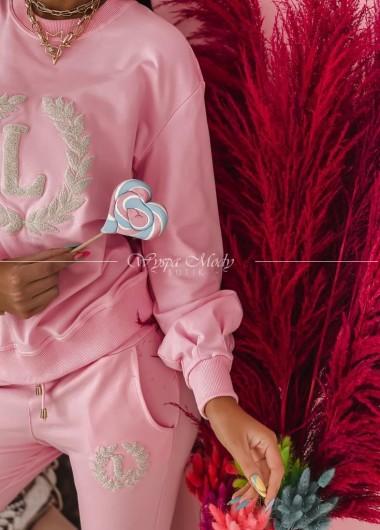 Bluza Moderna Pink