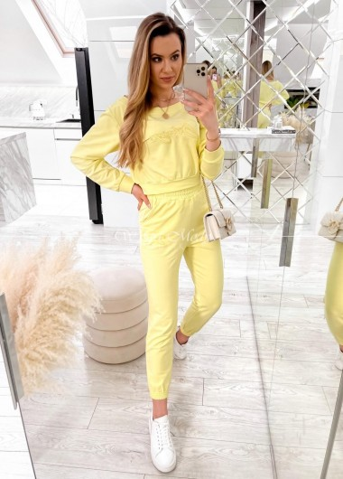 Komplet dresowy Viva Yellow (wysyłka od 14 marca!!!)