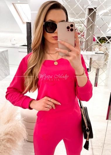 Komplet dresowy Viva Pink (wysyłka od 14 marca!!!)