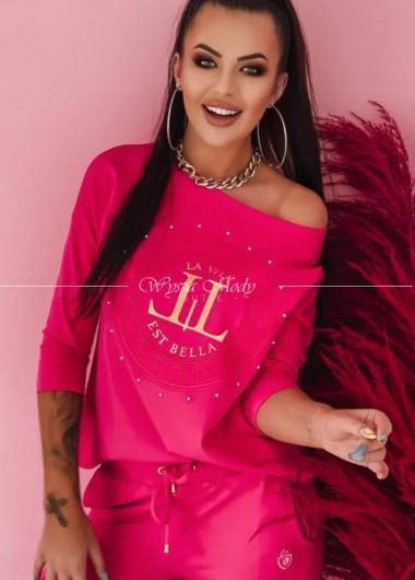 Bluza Bella Pink