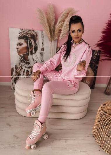Spodnie Moderna Pink