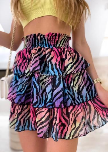 spódniczka Jaspe multicolor