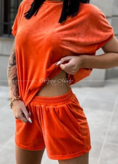 komplet chency orange