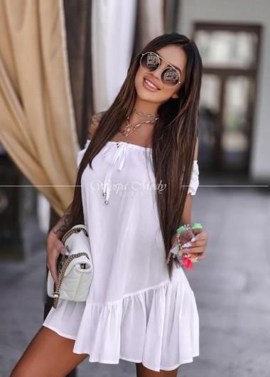 Sukienka bora bora white