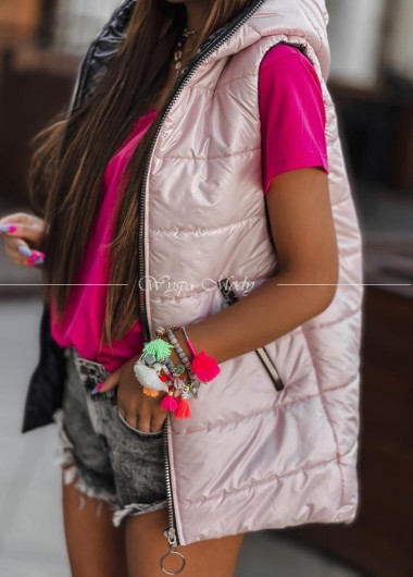 Kamizelka Foreo Pink