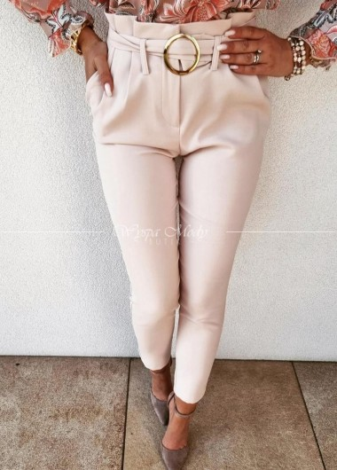 spodnie El Sauzal Beige