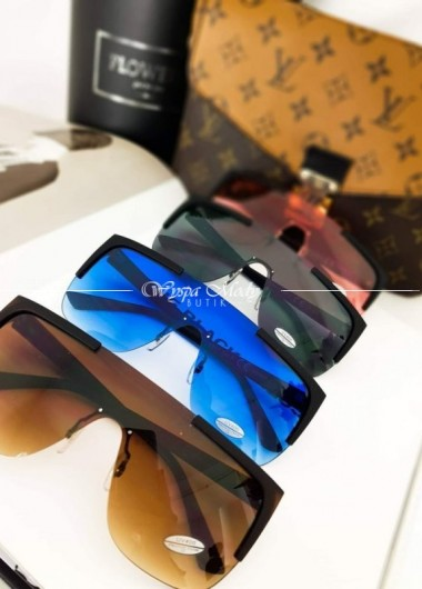 Okulary blue