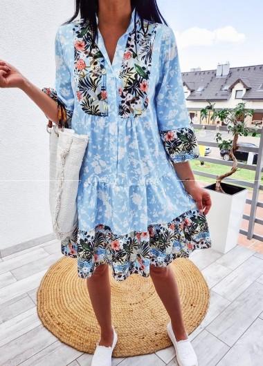 Sukienka Anastazja Blue