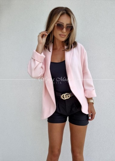 Sweterek Sarah Candy Pink