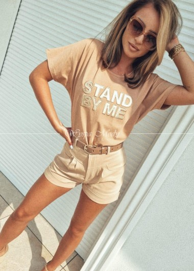 T-shirt stand by me