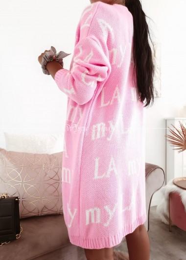 Kardigan my lala pink