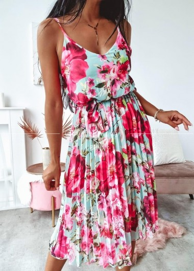 Sukienka plisowana Verona