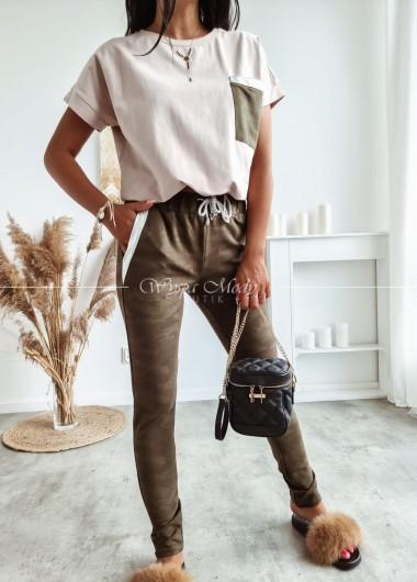 Komplet moro spodnie + t-shirt