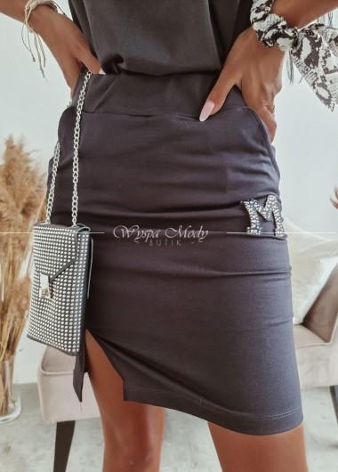 Spódnica molly black