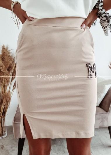 Spódnica molly beige