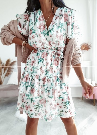 Sukienka Nina white