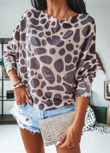 Bluzka giraffe